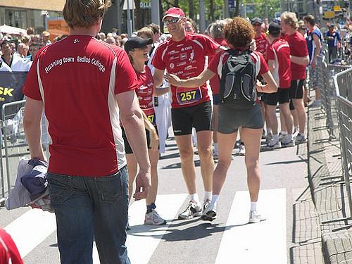 sportkleding evenementen