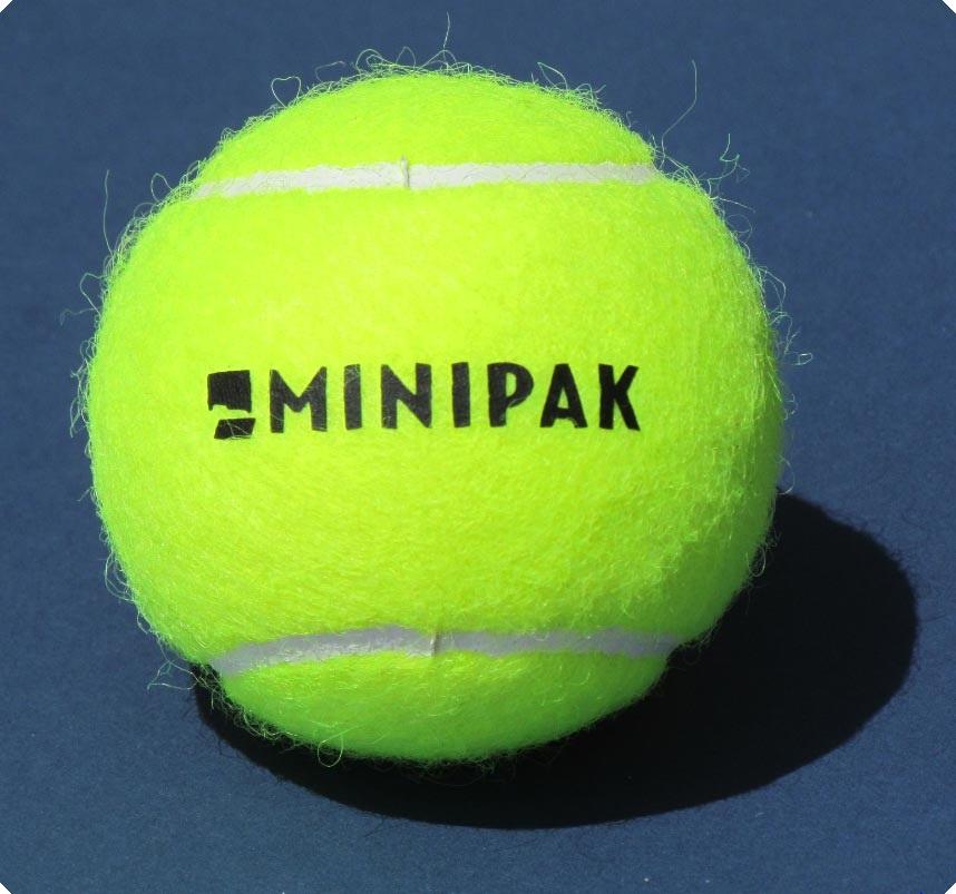 Tennisbal Minipak